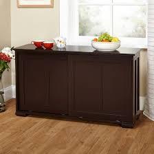 pacific stackable sliding wooden doors cabinet espresso tms target