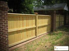 Backyard Fences Ideas by Privacy Fence Design Ideas Landscaping Network The Great