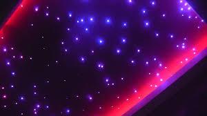 led lighting fiber optic lighting led rgb strips Światłowody i ledy w suficie you