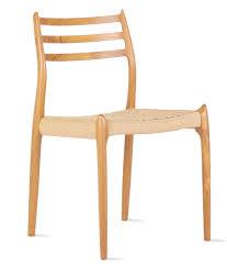 wooden chair designs møller model 77 side chair industrial mid century modern