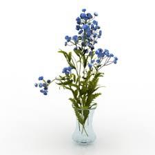 3d Flower Vase 3d Model Vase Category Decoration Ware