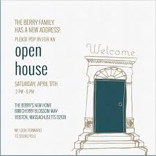 open house invitations templates invitation template 37 free