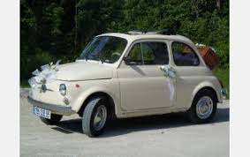 location voiture pour mariage location voiture de collection fiat 500 de 1968 pour mariage par