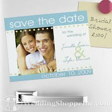 Save The Date Wedding Magnets Save The Date Cards