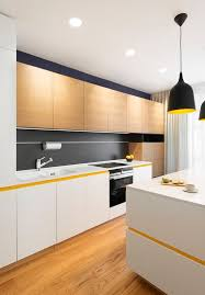 kitchen design with light colored cabinets 25 edgy two tone kitchen designs you ll shelterness