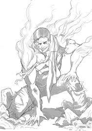 superman sketch by mr akbar on deviantart