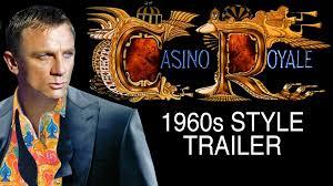 casino royale 1960s style trailer youtube