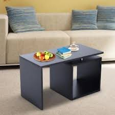 black side table with shelf small black side table minimal living room coffee tables open