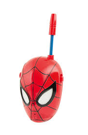 spirit halloween spiderman spiderman walkie talkies spiderman walkie talkie amazon co uk