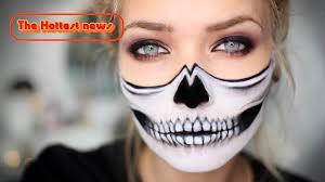 Easy Halloween Makeup Looks by Easy Halloween Makeup Ideas 2016 Part 1 Youtube