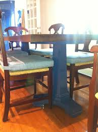 furniture van jester woodworks custom dining table and chairs