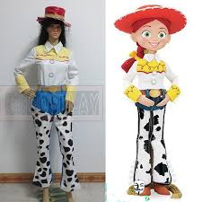buy wholesale toy story jessie costume china toy story