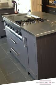 Kitchen Island Worktop by 66 Best Our Stainless Steel Kitchens Images On Pinterest