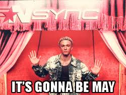 Its Gonna Be May Meme - justin timberlake just excellently poked fun at the it s gonna be