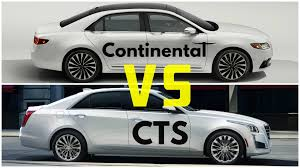 lincoln mks vs cadillac xts 2017 lincoln continental vs cadillac cts