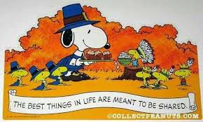 pin by diane on thanksgiving snoopy