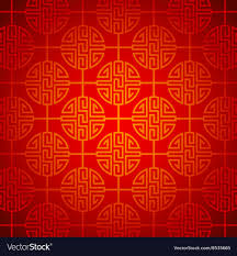 chinese design abstract chinese new year background design vector image