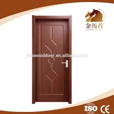 strong enough best price pvc mdf door pvc coated mdf semi solid