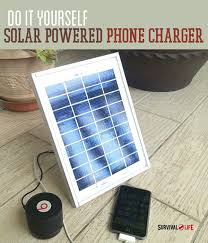 How To Make A Solar Light - best 25 solar phone chargers ideas on pinterest solar charger