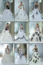 robe de mari e noir et blanc robes de mariées et blanche organisez votre mariage ou