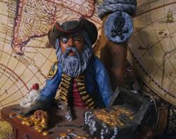 pirate lamp etsy