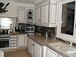 meuble cuisine couleur taupe meuble cuisine couleur taupe fabulous repeindre une cuisine les