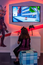 first look at the new disney dream disney infinity play area in