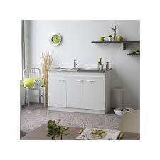 rangement sous evier cuisine meuble sous evier de cuisine 120 cm n 2 sousev univers de la cuisine