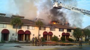 structure fire on panama city beach fl 8 14 2011 youtube