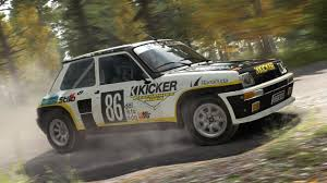renault r5 turbo dirt rally renault 5 turbo finland onlineracedriver
