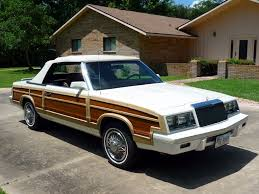 1984 Chrysler Lebaron Town And Auctions Online Proxibid