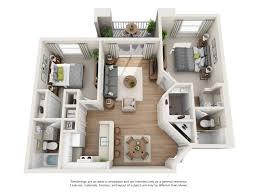 Virtual Floor Plans by Palm Springs Fl Apartments Floorplans Palm Springs