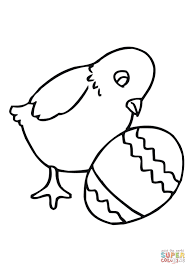 Coloring Eggs Easter With Egg Coloring Page Free Printable Coloring Pages