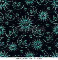 sun and moon stock images royalty free images vectors
