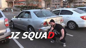 lexus is300 torque buying the cleanest lexus is300 240 gets new wheels youtube