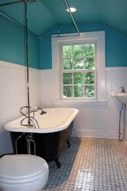 clawfoot tub bathroom designs bathroom with clawfoot tub and glass tile xcelrenovation