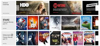 amazon channels now works like a tv login for hbo u0026 showtime u0027s