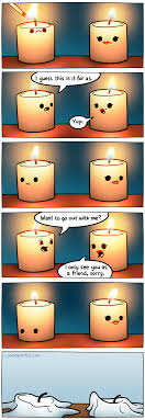 Candles Meme - candle friends can t get out of the friendzone even while the