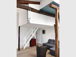 hauteur plafond chambre 4 chambres de bonne et des combles réunis en un appartement