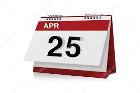 calendrier photo bureau calendrier de bureau avril photographie nirutdps 104647188