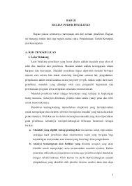 membuat latar belakang kti buku panduan karya tulis ilmiah akademi kebidanan saleha banda aceh t