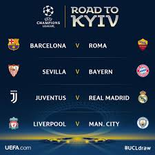Uefa Chions League Uefa Chions League On The Official Result Of The