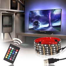 usb rgb led tv backlight kit led light kit torchstar