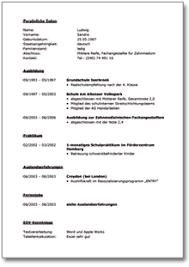 Lebenslauf Vorlage Rav Lebenslauf Hochschulabsolvent Mit Berufserfahrung Muster