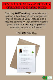 nursery teacher resume sample 277 best teacher resume and cover letter writing help images on elements of a solid teaching resume