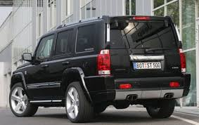 jeep 5 7 hemi view of jeep commander 5 7 hemi photos features and