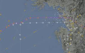 Aa Route Map Introducing Aeronautical Charts In Flightradar24 U2013 Flightradar24 Blog