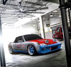 porsche 914 outlaw is magnus walker building an outlaw 914 interesting vehicles