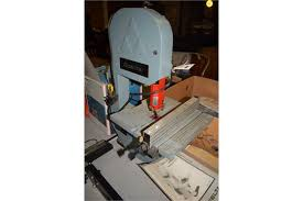 Bench Mounted Band Saw - delta model 28 180c electric bench mounted bandsaw