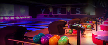 black light bowling near me bowling alley parties sports bar arcade bowlmor